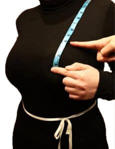 Nipple to top corset