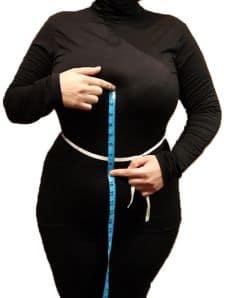 Wais to top corset