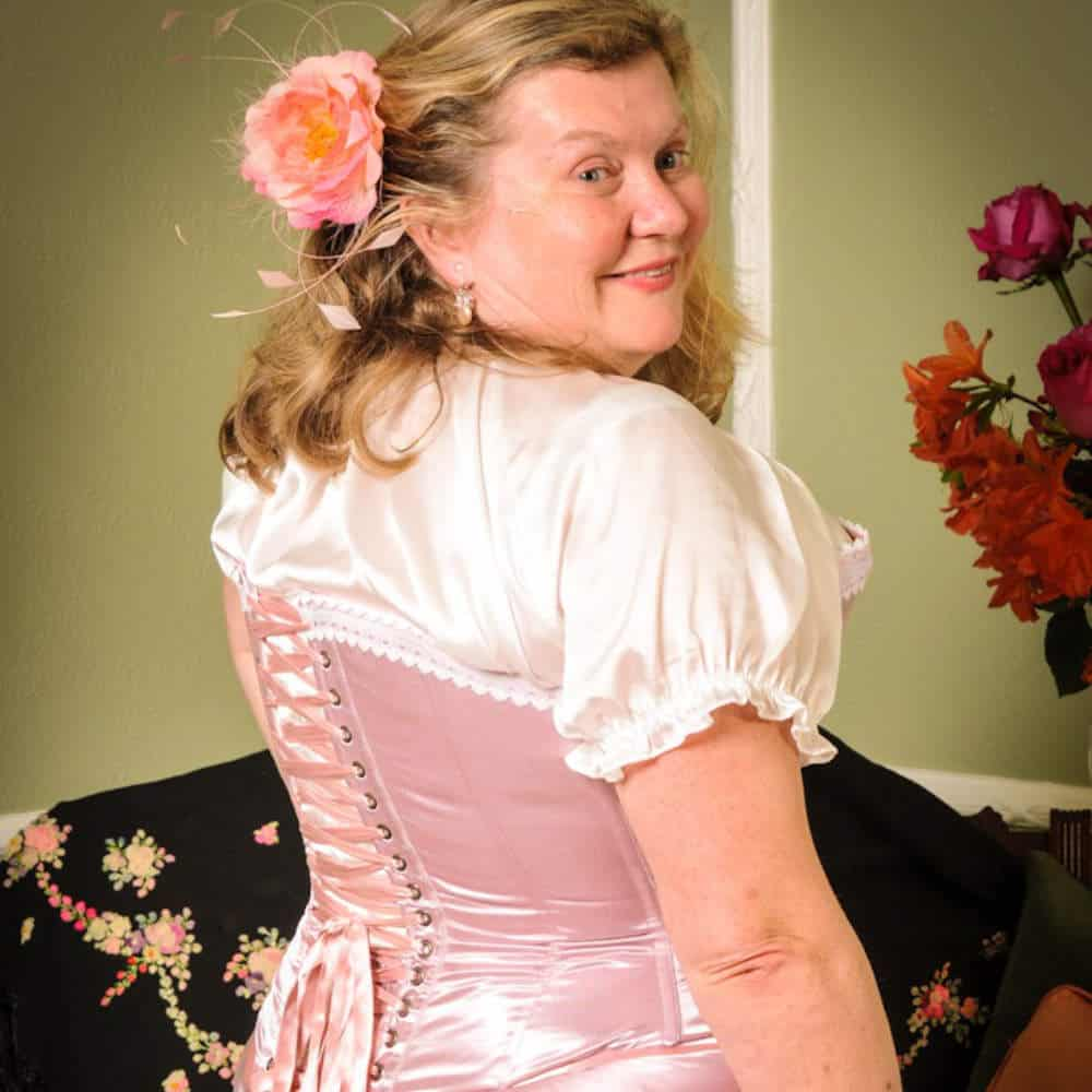 Corset wear and care
